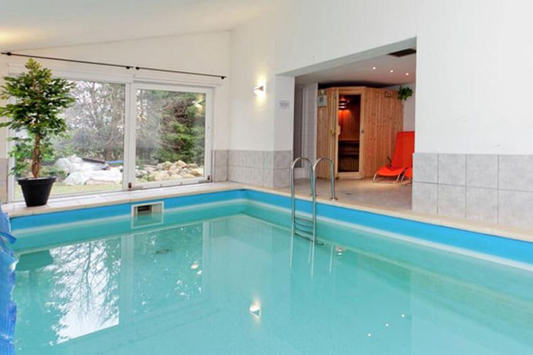 Vakantiehuis met priv zwembad in duitsland for Prive zwembad afhuren voor 2 personen