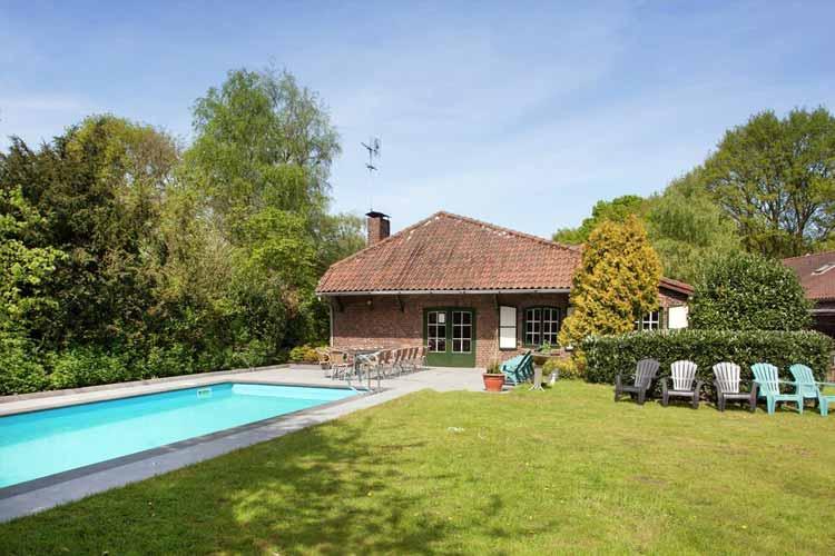 Vakantiehuis met Privé Zwembad in Nederland | Binnenland